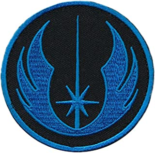 Star Wars Jedi Order Tactical Morale Patch Hook Patch (Blue)