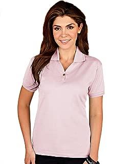 Tri-Mountain Gold 100% Double-Mercerized Cotton Shirt - 442 Arcadia