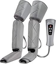 RENPHO Leg Massager for Circulation and Relaxation, Calf Feet Thigh Massage, Sequential..
