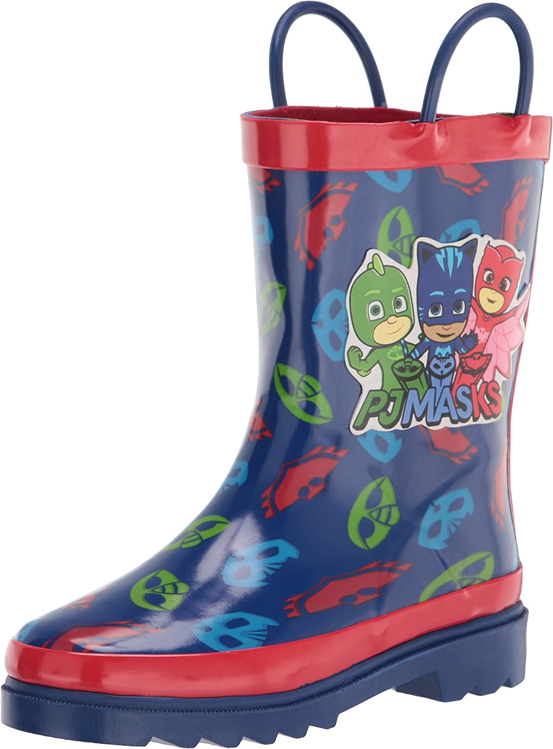 PJMASKS boys Rain Max 88% Sale special price OFF Boots