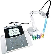 Apera Instruments AI521 PH800 Laboratory Benchtop pH Meter Kit, 0.01 pH Accuracy, GLP Data Management (USB output), BNC co...