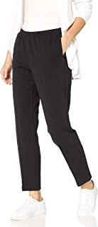 RUBY RD. Petite French Terry Regular Length Pant