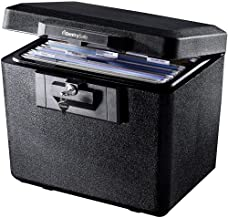 Legal Size Fireproof File Box