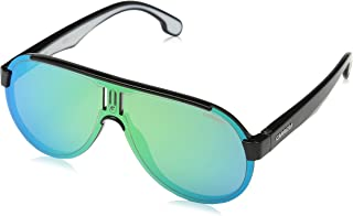 cac2c0814f Carrera CARRERA1008 S 807Z9 Black   Green Multilaye Sunglasses