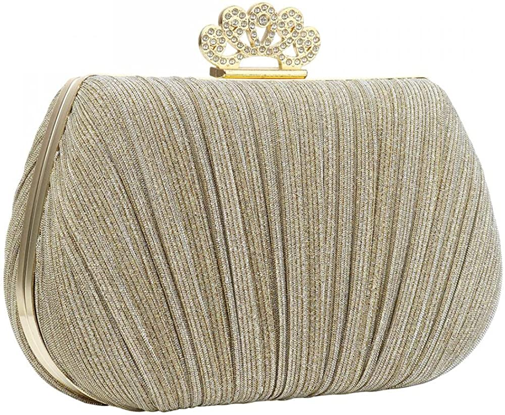 Gets Clutch Evening Bags, Women's Evening Bag, Clutch Purse for Wedding Party Gift for Mom Wife Girlfriend