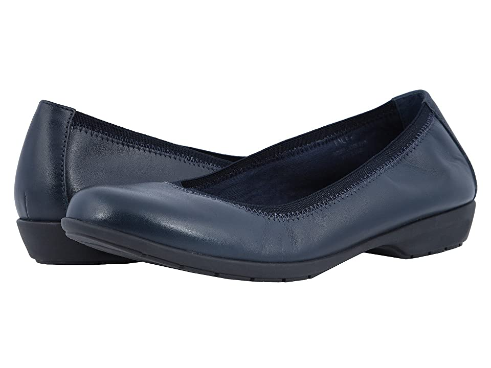Walking Cradles Foley (Navy Leather) Women