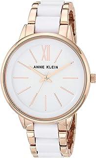 Anne Klein Women's Resin Bracelet Dress Watch