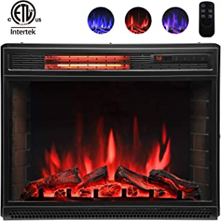 Best small electric fireplace with remote Reviews