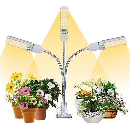 LED Pflanzenlampe Pflanzenlicht Zimmerpflanzen Vollspektrum Grow Lichtbalken