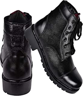 eea13c1195e Leather Men's Boots: Buy Leather Men's Boots online at best prices ...