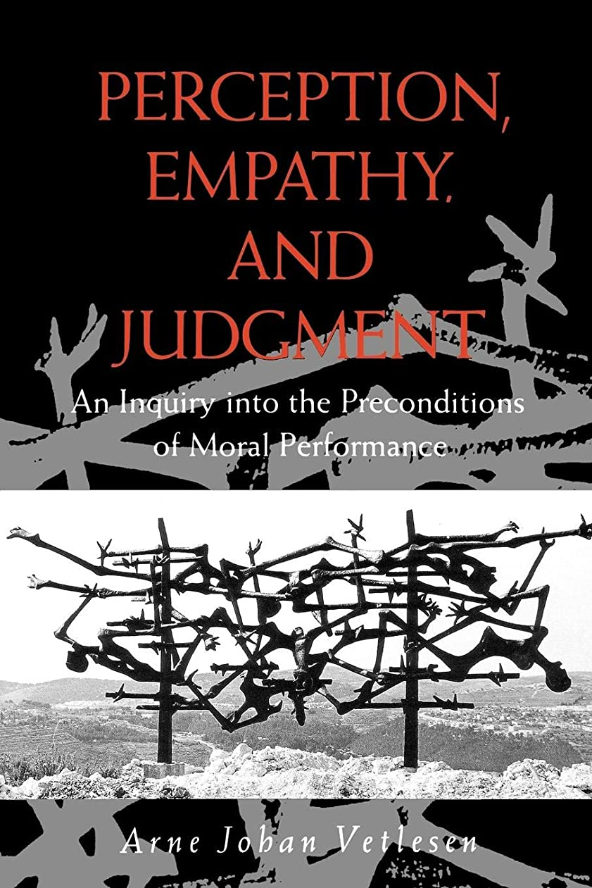 トークンスティーブンソン区別Perception, Empathy, and Judgment: An Inquiry into the Preconditions of Moral Performance
