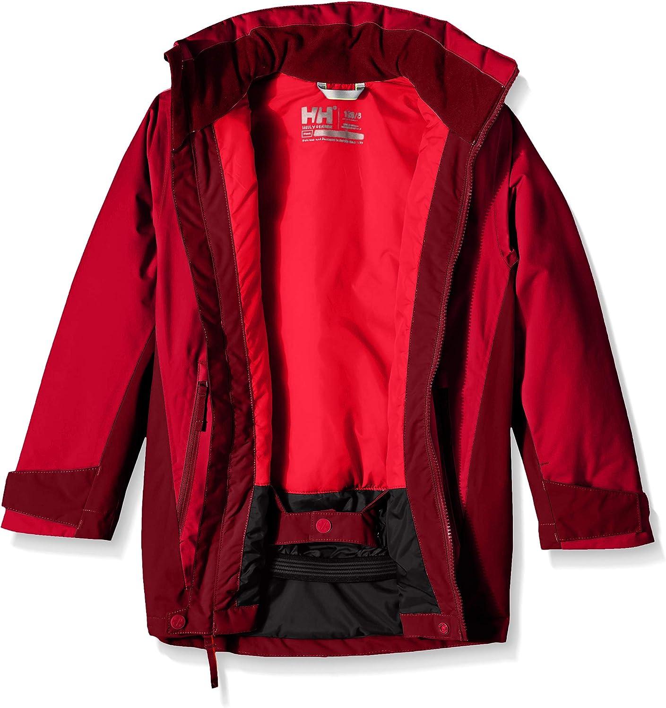 Helly-Hansen Jr Waterproof Hillside Ski Jacket