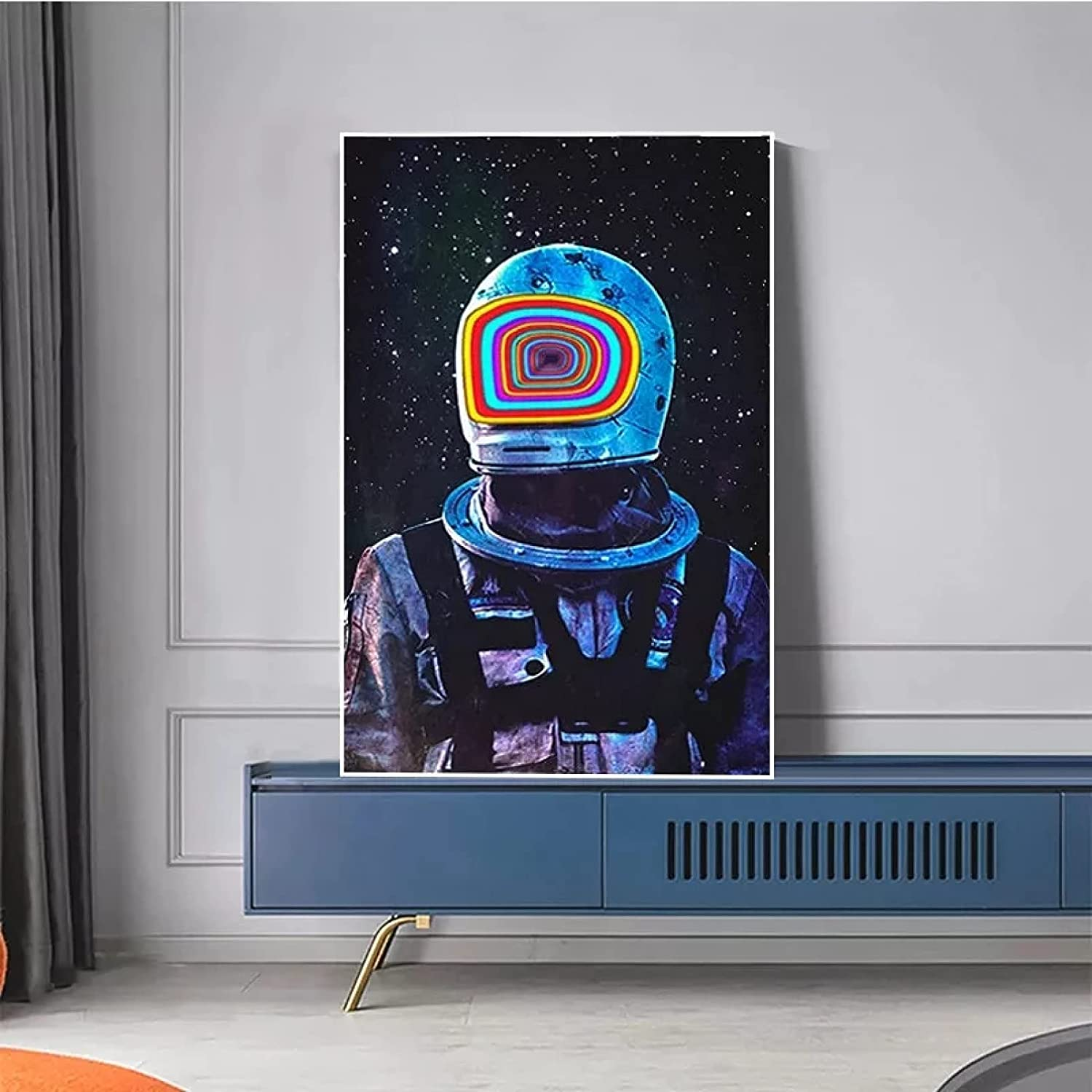 Home Decoration Painting Pop Art Max 61% OFF Can Cheap sale Abstract Astronaut Graffiti