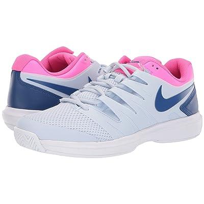 Nike Air Zoom Prestige (Half Blue/Indigo Force/Pink Blast/White) Women