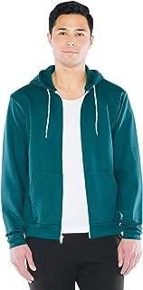 American Apparel Unisex-Adult Flex Fleece Long Sleeve Zip Hoodie