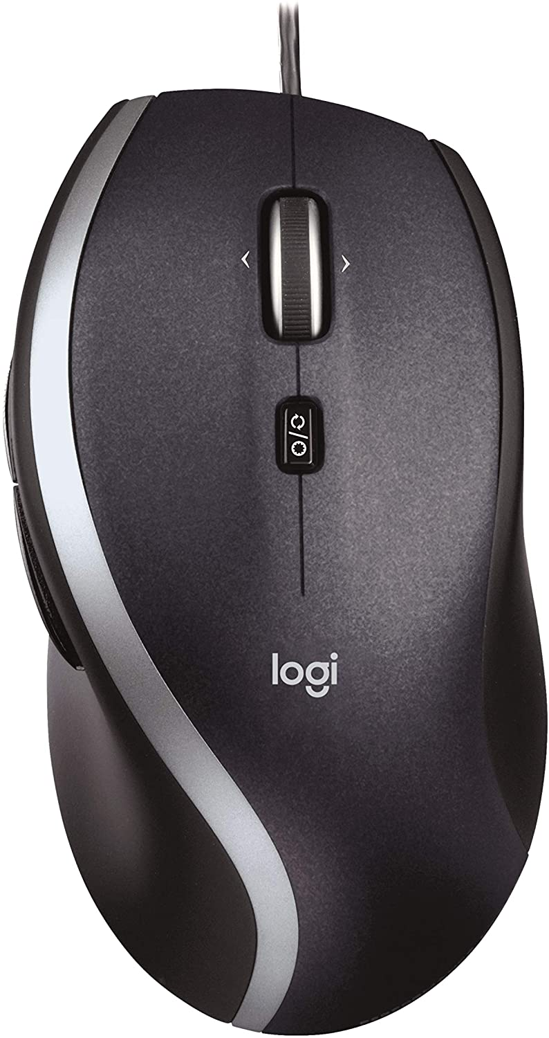 Logitech Long Beach Mall M500 Corded Mouse – USB Wired for Computers 2021new shipping free shipping