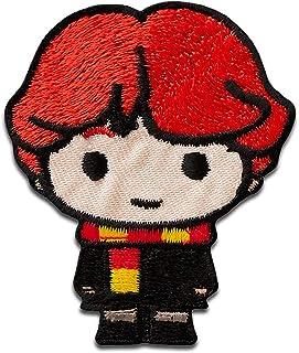 Harry Potter © Ron Weasley - Parches termoadhesivos bordados aplique para ropa