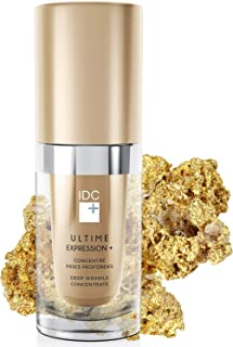 A MUST TRY! Deep Wrinkle Concentrate Serum for Lips Contour, Crow's Feet, Forehead and Mouth | Anti-Wrinkle Localized Skincare Concentrate Cream Serum, Proven Results - ULTIME EXPRESSION+ by IDC DERMO