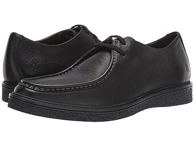 Hush Puppies Jaden Oxford (Black Leather) Men