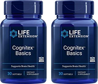 Life Extension Cognitex Basics 60 softgels by Life Extension