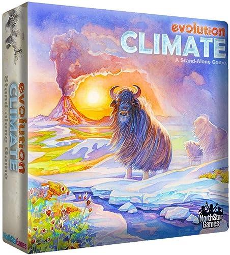 tienda de bajo costo North North North Star Games EVO_CLIMATESA Game, Juego de construcción  Venta en línea de descuento de fábrica