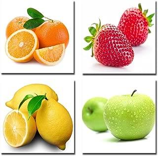 Best fruit canvas art Reviews