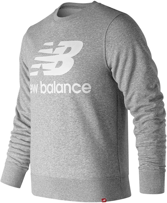 New Balance Mens Crew Neck Sweatshirt MT91548-P
