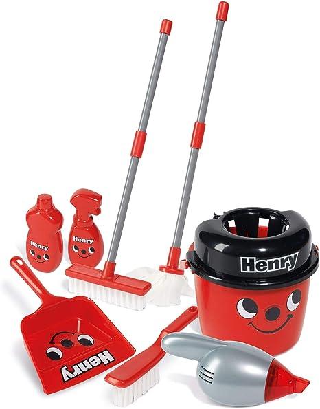 Casdon HENRY HOOVER LITTLE MOP /& BUCKET SET Little Helper Role Play Toy BN