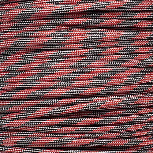 PARACORD PLANET Black Shock Bungee Cord Hook Small Shock Cord and More For use with Resistance bands