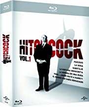 Pack: Hitchcock - Volumen 1 [Blu-ray]