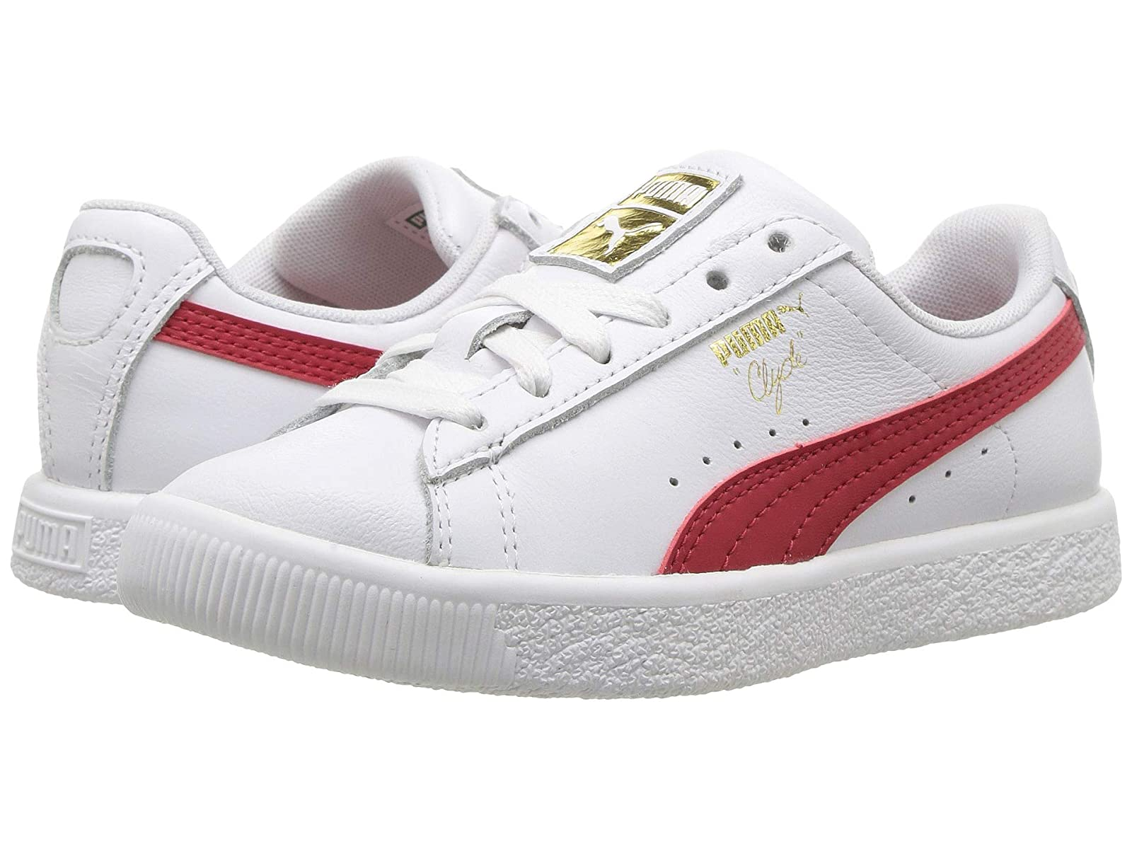 Puma Kids Clyde Core L Foil (Little Kid/Big Kid)Cheap and distinctive eye-catching shoes