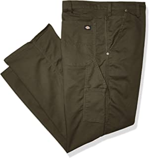 Dickies Mens DP802 Big Tough Max Duck Carpenter Pant Big Work Utility Pants