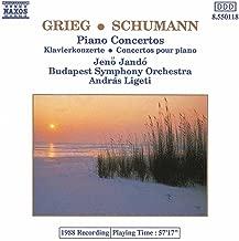 Grieg / Schumann: Piano Concertos In A Minor