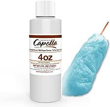 Capella Flavor Drops Blue Raspberry Cotton Candy 4 oz Concentrate