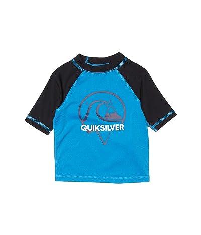 Quiksilver Kids Bubble Dreams Short Sleeve (Toddler/Little Kids) (Blithe) Boy