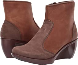 Carob Brown Leather/Saddle Brown Leather