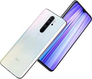"Xiaomi Redmi Note 8 Pro, 64GB/6GB RAM 6.53"" HDR, Helio G90T Octa-Core, Blanco - Version Global Desbloqueado"