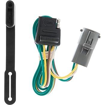 Amazon.com: CURT 55241 Vehicle-Side Custom 4-Pin Trailer Wiring Harness for  Select Ford Explorer, Ranger, Mercury Mountaineer, Mazda B-Series:  AutomotiveAmazon.com