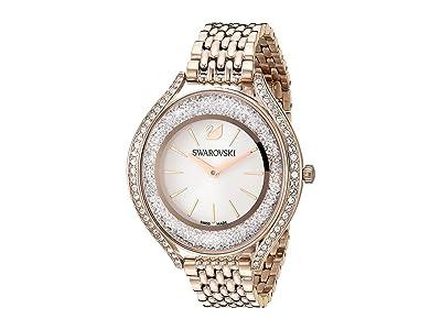 Swarovski Crystalline Aura Watch Champagne/Gold Toned (White) Watches
