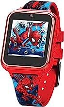 ساعت مچی لمسی پسرانه مارول با بند سیلیکون ، قرمز ، 19.5 (مدل: SPD4588AZ)