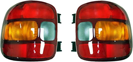 Best 2002 chevy silverado stepside tail lights Reviews