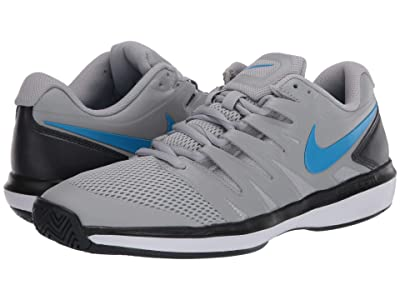 Nike Air Zoom Prestige (Light Smoke Grey/Blue Hero/Off Noir/White) Men