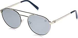 Timberland Round Sunglasses Polarized for Men