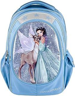 10695 Fantasy Model Iceprincess - Mochila escolar, aprox. 23 x 34 x 44 cm, color azul