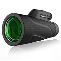 Deals on Vilux 12x42 Monocular Telescope with Low Night Vision
