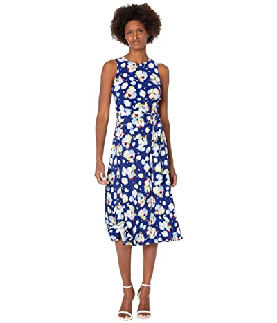 LAUREN Ralph Lauren Floral Jersey Dress Women