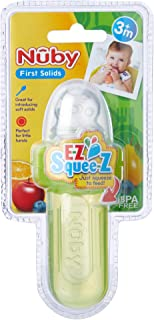 Nuby E-Z Squee-Z Mini Squeeze Feeder