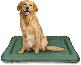 Yitesen Dog Bed Medium Crate Kennel Mat Dogs House 100% Washable Soft Mattress Kennel Pads for Dogs, Cats
