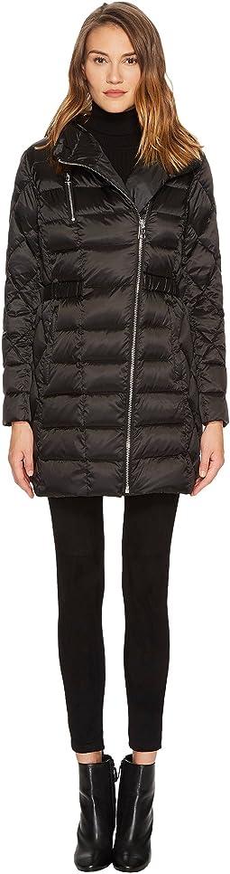 Diane von Furstenberg - Heidi Lightweight Down Zip Jacket