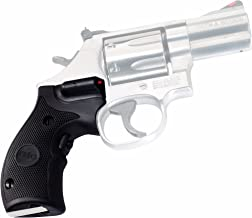 Crimson Trace LG-306 Lasergrips Red Laser Sight Grips for Smith & Wesson K/L Frame Including Governor
